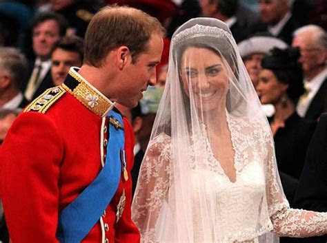 Royal Wedding ceremony: Prince William and Kate Middleton