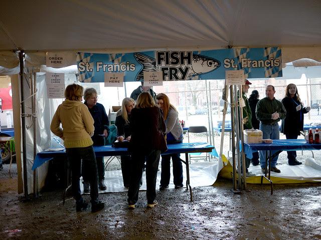 Friday Fish Fry St Francis