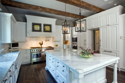traditional kitchen by northfield design build firms orren pickell building group