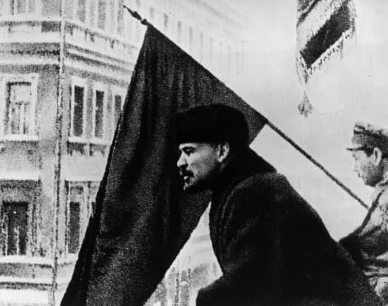 Lénine à Moscou, 1919