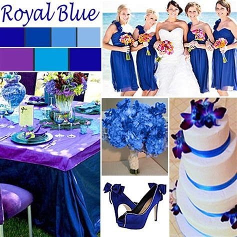 Blue Wedding Color ? Five Perfect Combinations   Turquoise