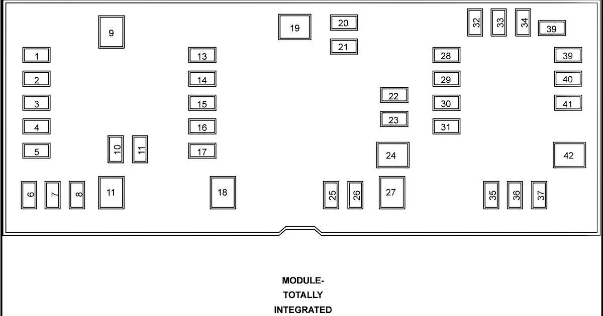 2007 Dodge Ram 3500 Fuse Box Diagram