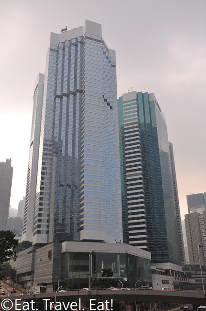 JW Marriott/ Swire- Admiralty/Central, Hong Kong