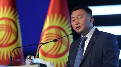 Главу пресс-службы президента Киргизии подозревают в вымогательстве