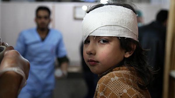 Ataques en Ghouta