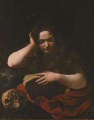 Rutilio Manetti-Santa Maria Maddalena che legge