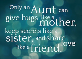 Only An Aunt Favethingcom