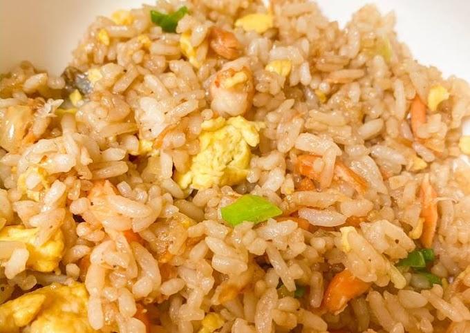 Langkah Mudah untuk Membuat Salmon Fried Rice yang Enak Banget