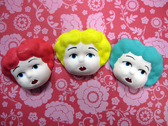 Candy Color China Heads! 2