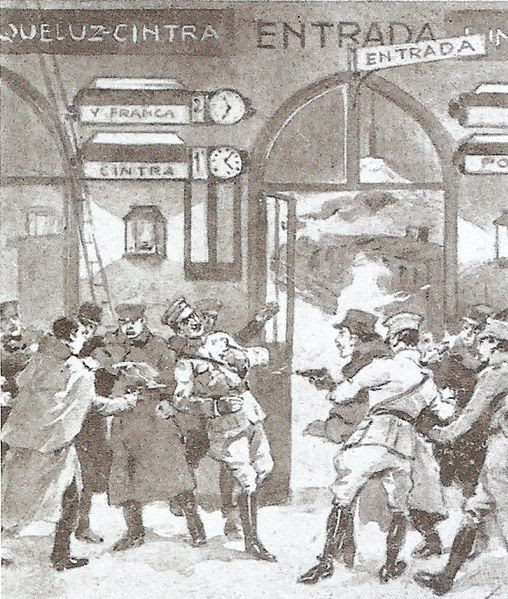 File:Murder of Sidonio Pais at Lisboa-Rossio Railway Station.jpg