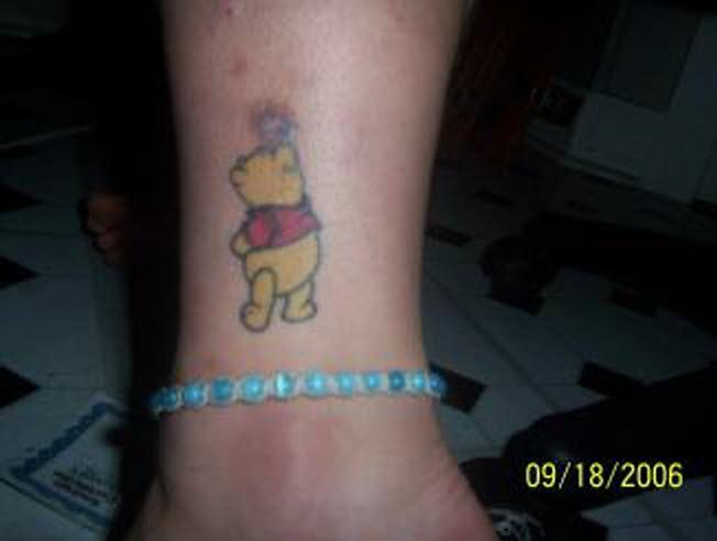 Winnie The Pooh Quotes Tattoos Winnie The Pooh Tattoos Eydt