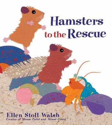 Cover Art for Hamsters to the rescue