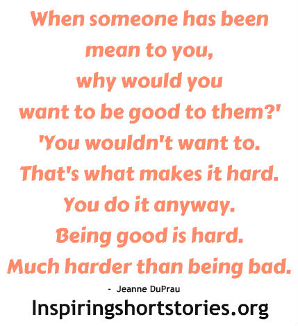 Being Good Is Hardmuch Harder Than Being Bad Good Day Quote