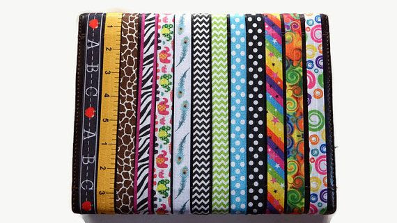 Planner Bands Daily Planner Accessories Elastic Planner Band Book ...