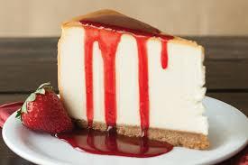 Risultati immagini per new york cheesecake