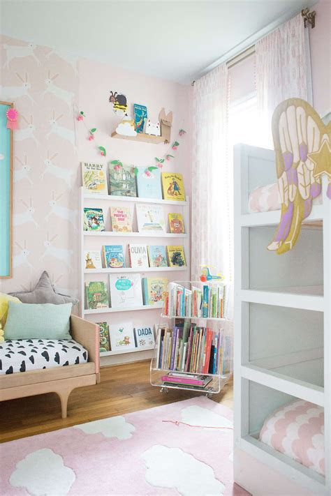 shared bedroom  bunk beds harpers room bunk