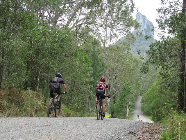 Streek Road, Glasshouse Mountains