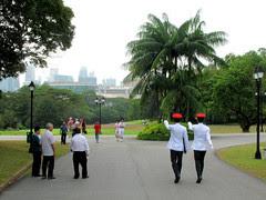 Istana Guards