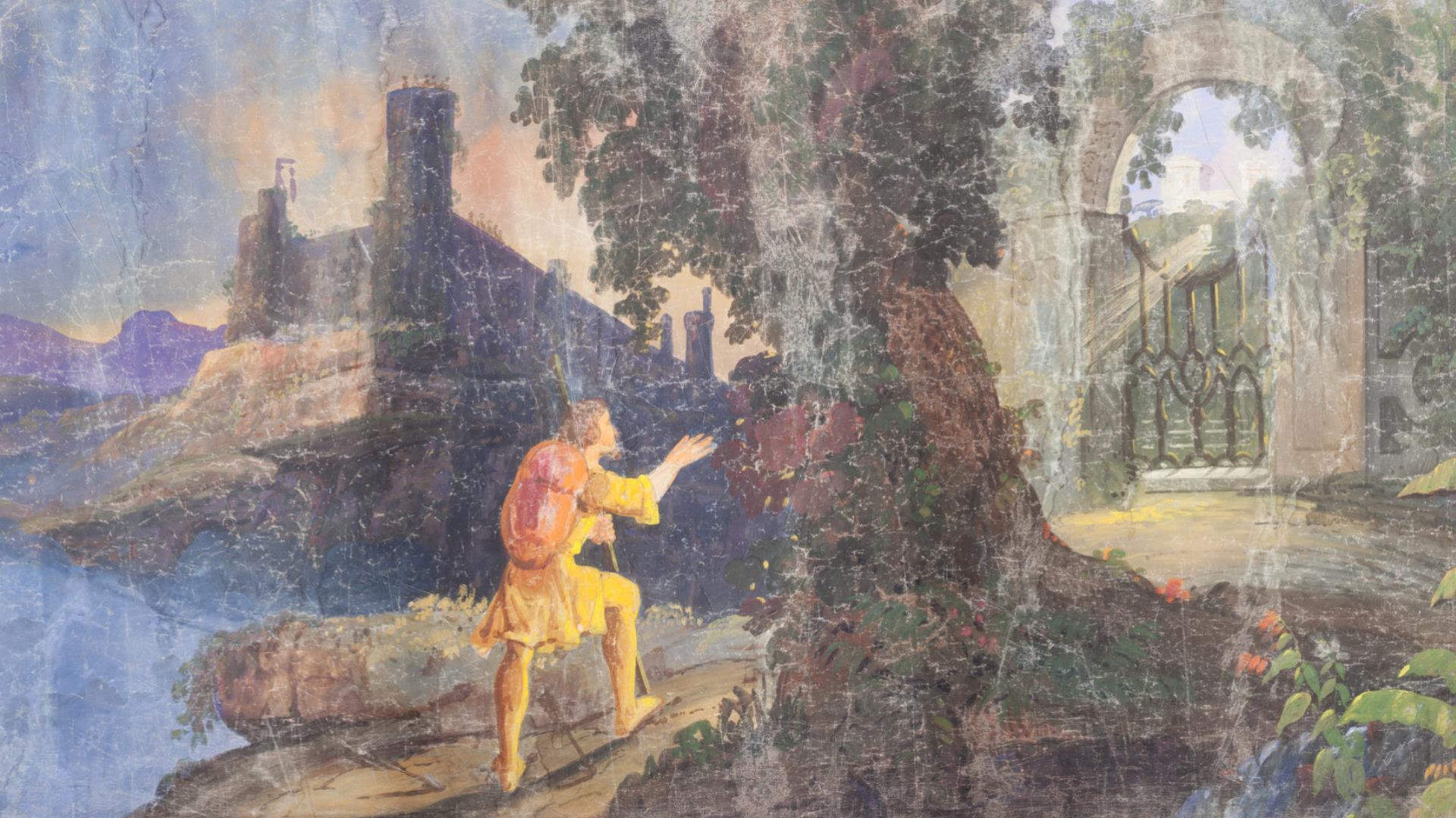 Image result for pilgrim progress images