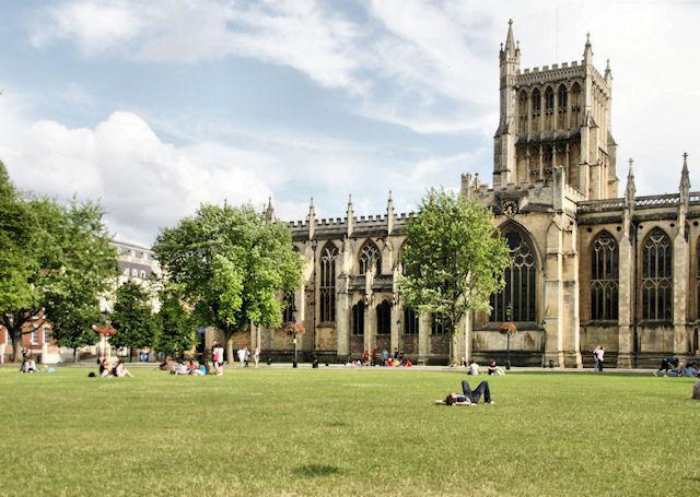 Religious Buildings Walk In Bristol Bristol England