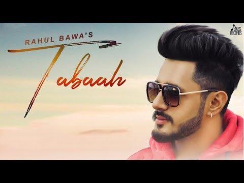 Tabaah by Rahul Bawa