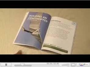 Video máy bay mô hình đơn giản