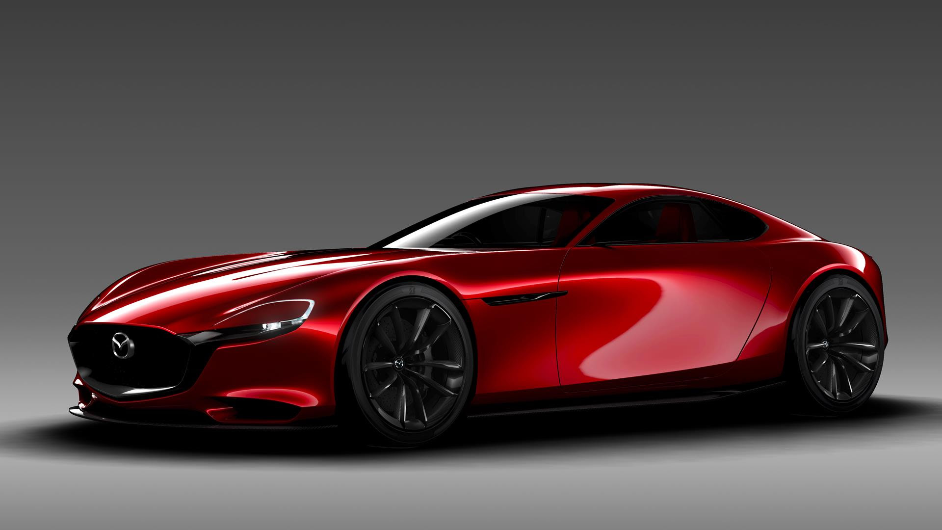 2015 mazda rxvision concept pictures news research