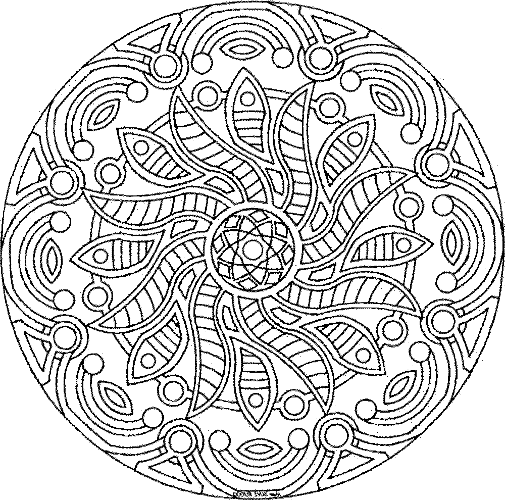 Adult Coloring Page - AZ Coloring Pages