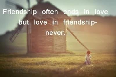 Friendship Turning Into Love Quotes Quotations Sayings 2019