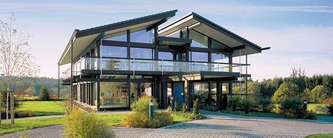 Huf Houses: The Modern way of building   Minimalisti.