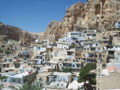 Ciudad en la que se habla Arameo Biblia Dios Neoatierra