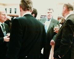 Party at Thomas pink