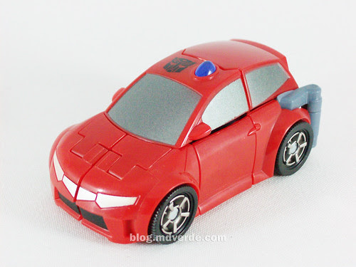 Transformers Cliffjumper Animated Activator - modo alterno