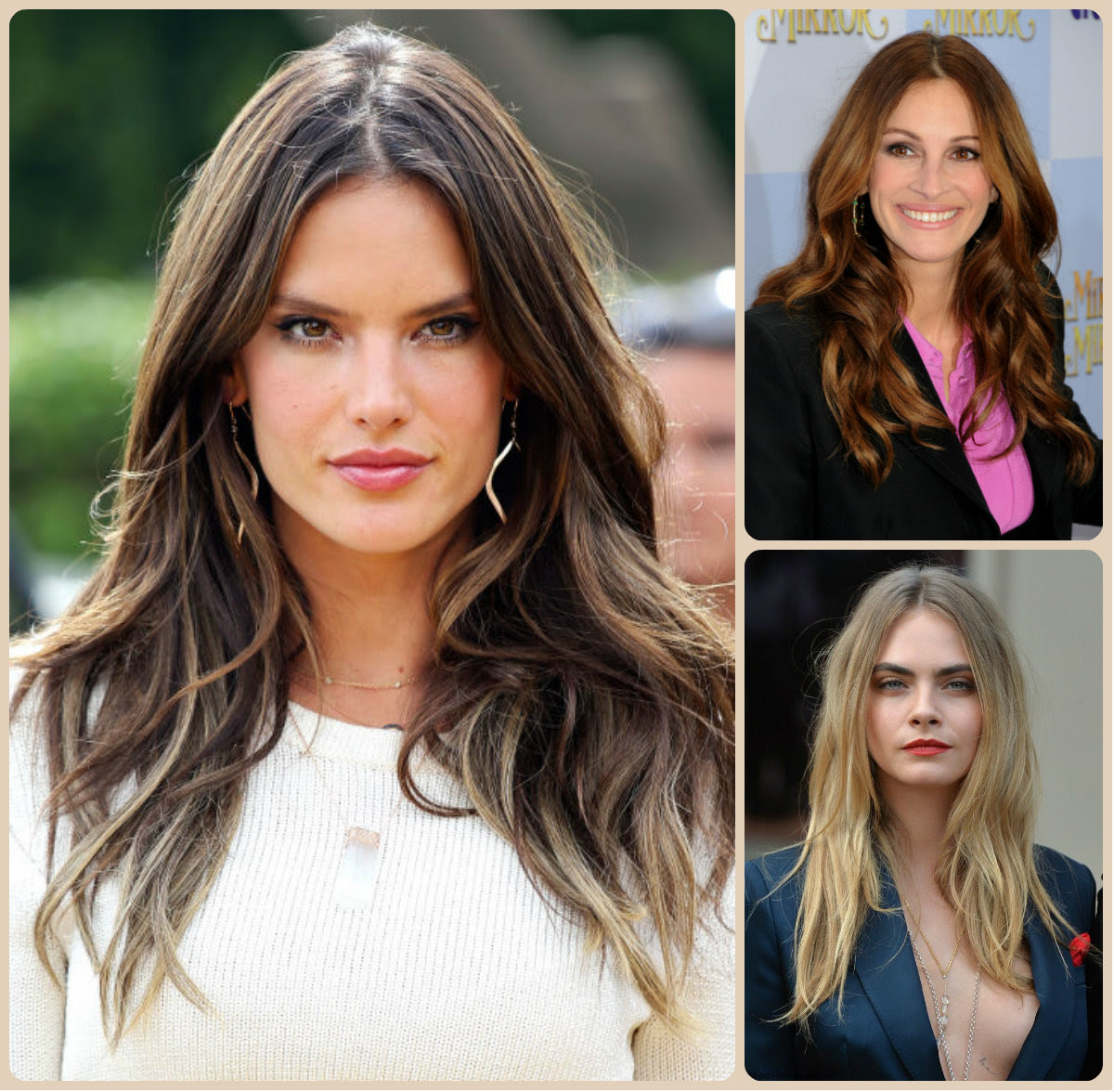 Celebrity Sensual Long Hairstyles Long Hairstyles