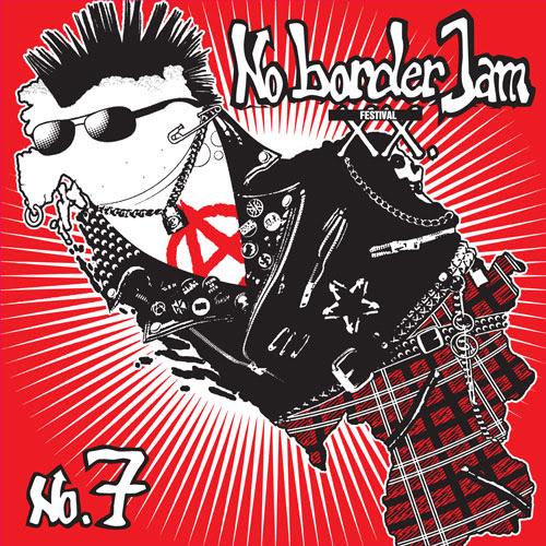 No Border Jam 7