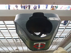 Cup Holder at Target Field