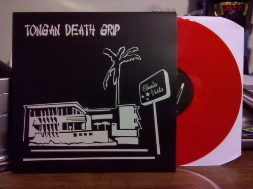 Tongan Death Grip - Chula Vista LP - Red Vinyl /100