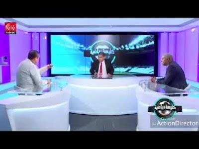 فيديو ... النادي السالمي على برنامج  كليسة رياضية  على قناة تلي ماروك