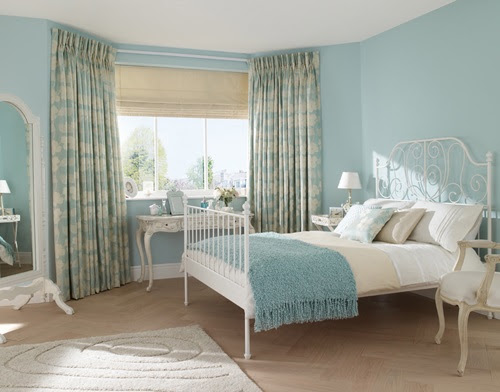 The Different Types Of Bedroom Curtains Fabrics - Interior ...