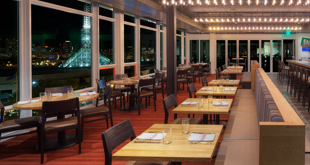 Portland Restaurants Rooftop Bar Or