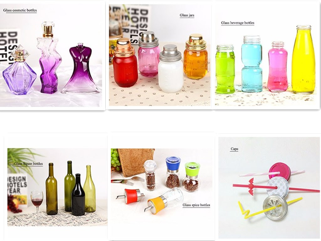 Design Your Own Round Mini Crystal Frosted Perfume Glass Bottle