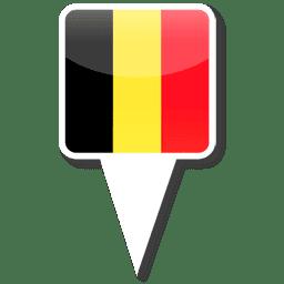Belgium Icon | iPhone Map Flag Iconset | Custom Icon Design