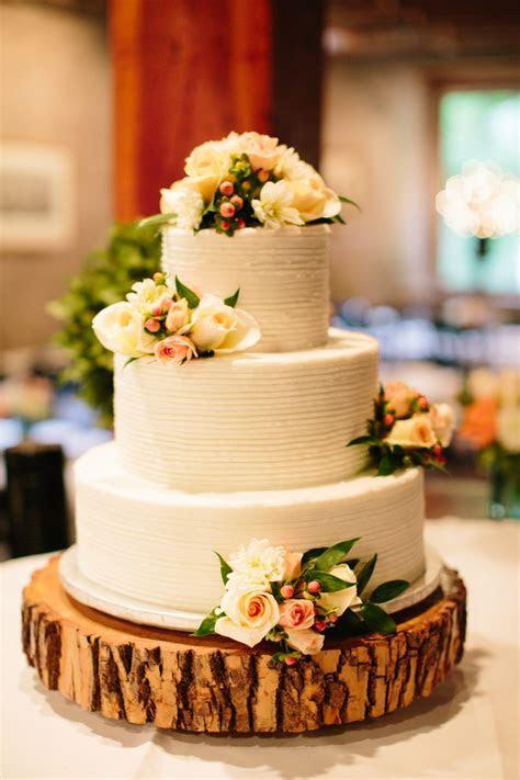 rustic elegant wedding cake   Wedding and Marriage