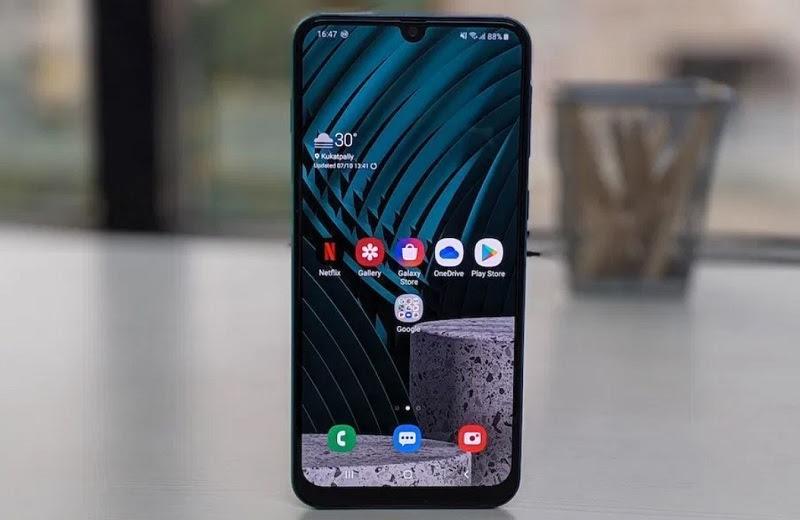 XL Corner: Review Samsung Galaxy M21, Besar di Baterai dan ...