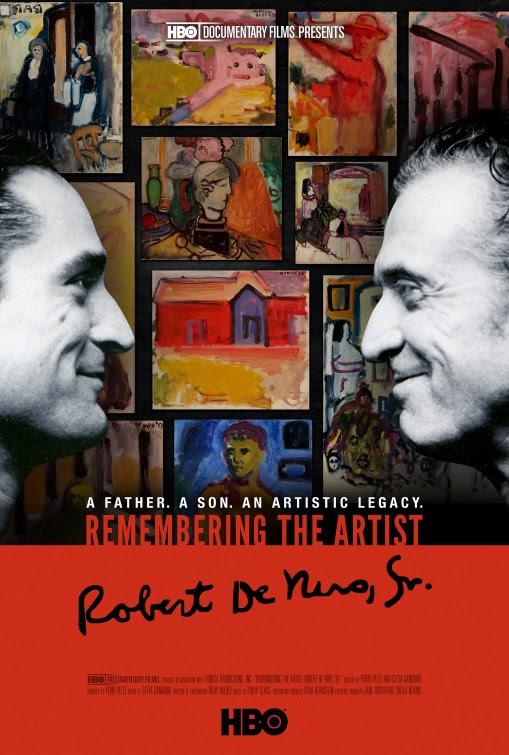 Recordando el artista: Robert De Niro, Cortometrajes Sr. Poster
