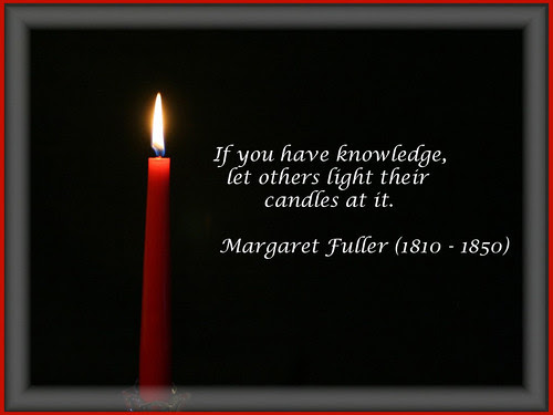 Candle Light Of Knowledge