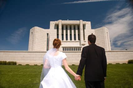 Mormon leaders change policy on temple weddings: No more
