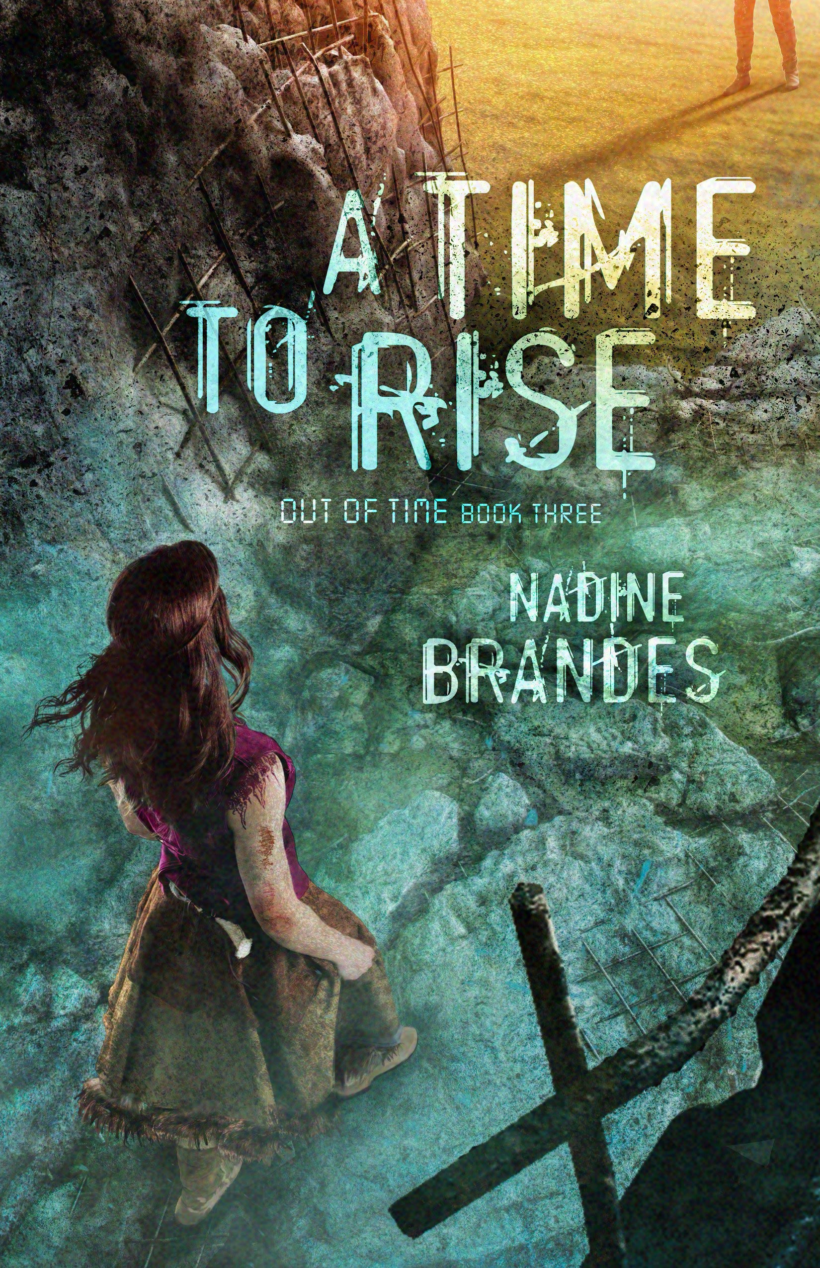 Image result for a time to rise nadine brandes