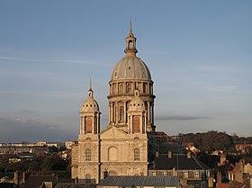 Imagen ilustrativa de la Basílica de productos de Nuestra Señora de la Inmaculada Concepción en Boulogne-sur-Mer