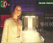 Daniela Melchior super sensual na novela Valor da vida